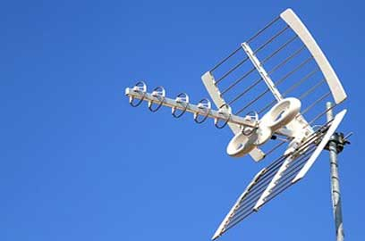 tv antennas cb
